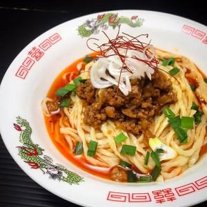 汁なし勝浦タンタン麺2017年5月